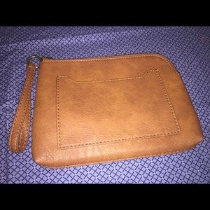 Universal Thread Goods Co. Faux Leather Wristlet